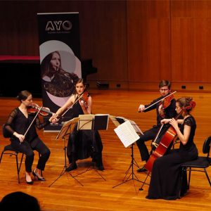 Australian Youth Orchestra – Chamber Players