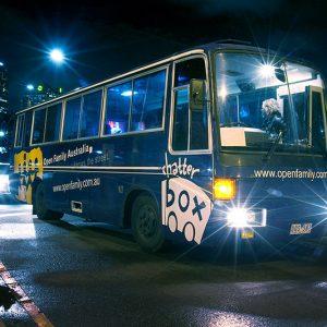 Whitelion – Chatterbox Bus