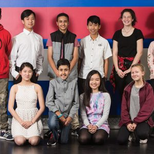 DOXA – Students from St Albans Secondary College